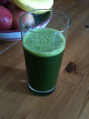 Green Juice Deliciousness
