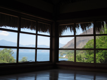 Our yoga sanctuary for 10 days in Guatemala
