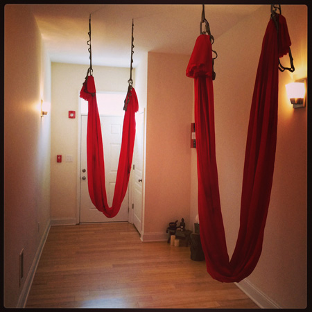 Private Studio With Hammocks!